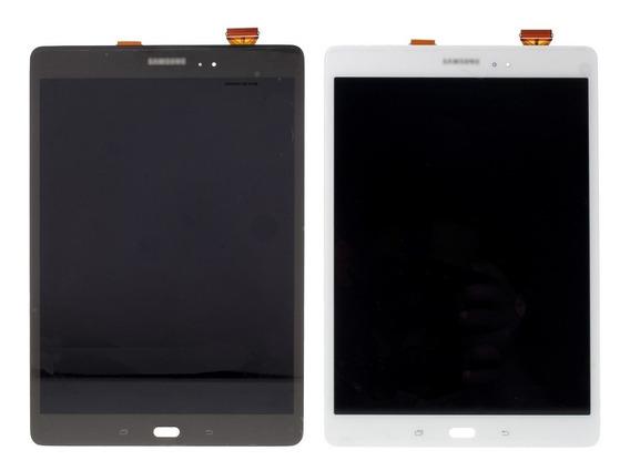Display Lcd Galaxy Tab A P550 P555m S-pen Visor Tela Frontal