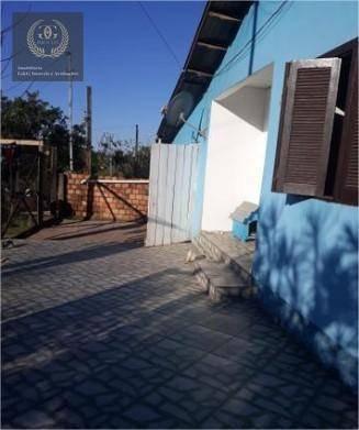 Casa Com 3 Dormitórios À Venda, 80 M² Por R$ 78.000 - Stella Maris - Alvorada/rs - Ca0600