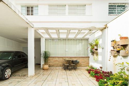 Imagem 1 de 25 de Lindíssima Casa Com 3 Dormitórios À Venda, 160 M² - Brooklin - São Paulo/sp - Ca0263