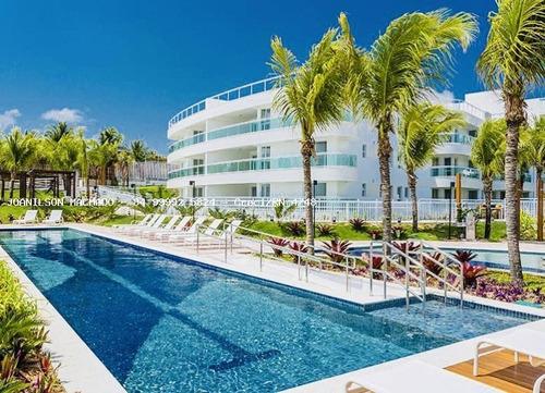 Apartamento Para Venda Em Parnamirim, Cotovelo - In Mare Bali Resort, 2 Dormitórios, 1 Suíte, 2 Banheiros, 1 Vaga - Ap1707-in_2-1158369
