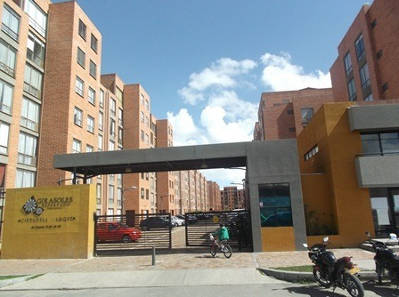 Apartamento En Arriendo Girasoles 152-1803