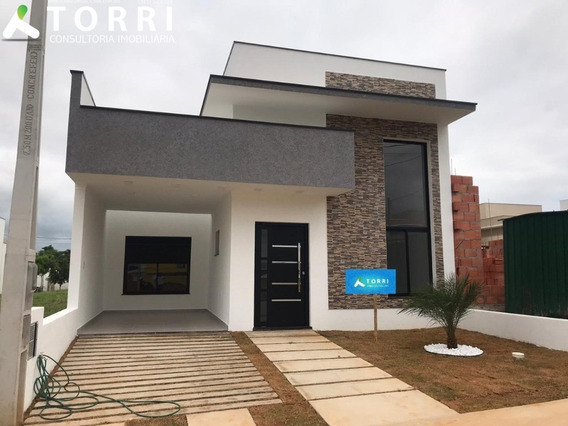 Casa Para Venda No Condomínio Terras De São Francisco - Cc00109 - 34828994