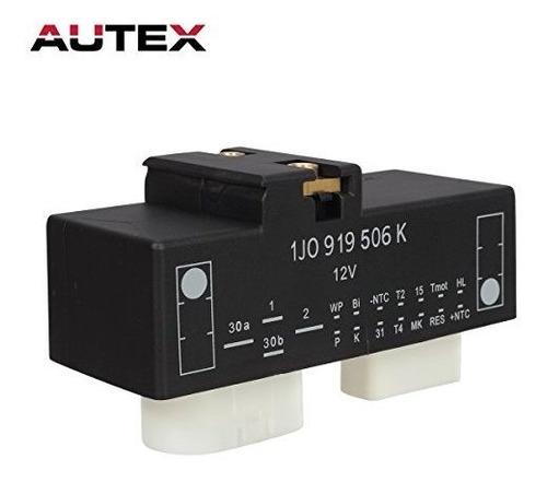 Autex 1j0919506k Ventilador De Refrigeracion Con Modulo De R