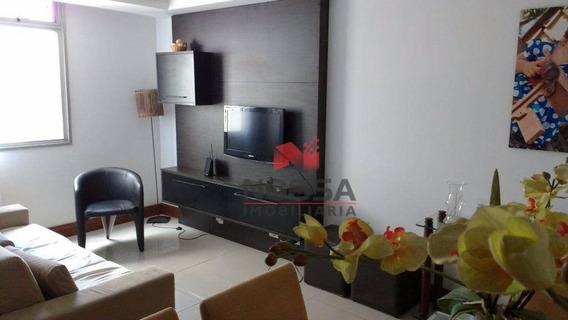 Apartamento 3 Quartos No Barro Vermelho. - Ap0048