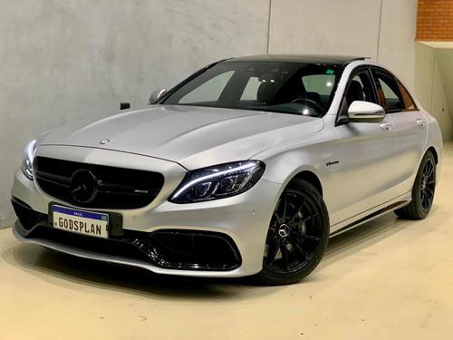 Mercedes-benz Classe C 2016 4.0 Amg 4p