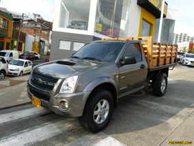 Chevrolet Luv D-max Estacas