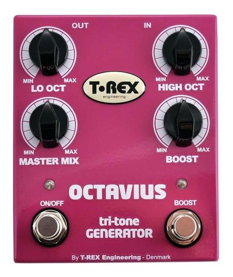 T-rex Octavius Pedal Octavador - Booster - Oddity