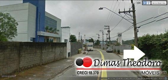 Área Industrial Em São Bernardo Do Campo/sp - Proc. Judicial - 1377