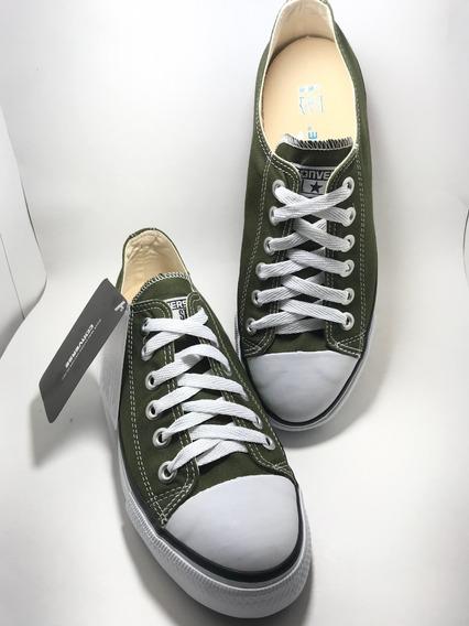 Tenis Converse All Star Ct Core Hi Verde Musgo