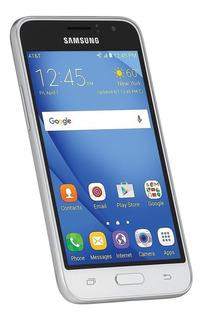 Samsung Galaxy J1 Sm J120a 8 Gb Blanco Gsm Desbloqueado Telé