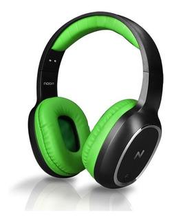 Auricular Bluetooth Noga Ng-bt469 Verde