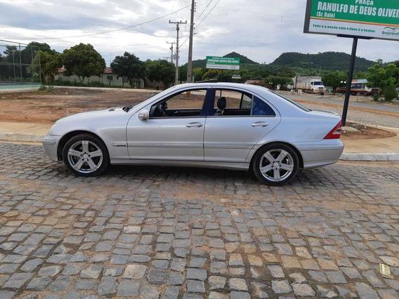 Mercedes-benz Classe C 3.2 4p 2001