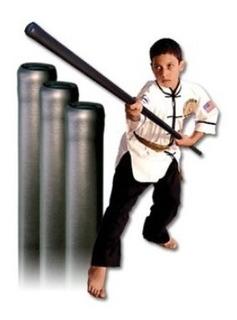 Baston Foam Bo Profesional Artes Marciales 72 Pulgadas