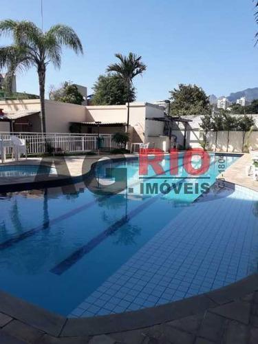 Apartamento-à Venda-pechincha-rio De Janeiro - Tqap20520