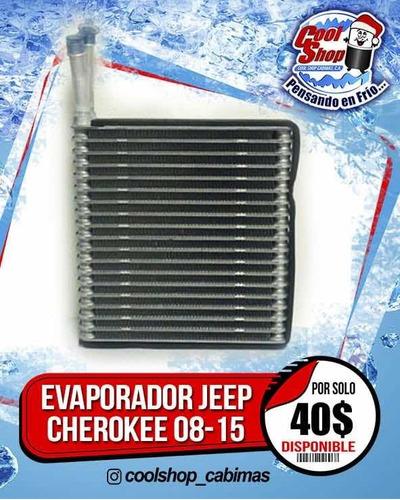 Evaporador Jeep Cherokee 2008 2009 2010 2011 2012 2013 2014