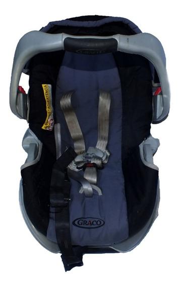 Cadeirinha De Bebe Moises Ate 9kg 66cm Graco Preta A11570