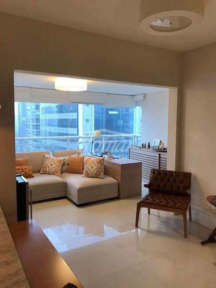 Apartamento Com 2 Dorms, Cidade Monções, São Paulo - R$ 1.1 Mi, Cod: 699 - V699