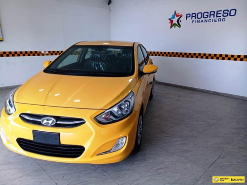 Imagen 1 de 13 de Taxi Hyundai I10 Accent 1600cc Mt Aa