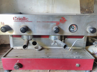 Máquina De Café - Usada- Sin Trabajar Hace 5 Años - Consulta