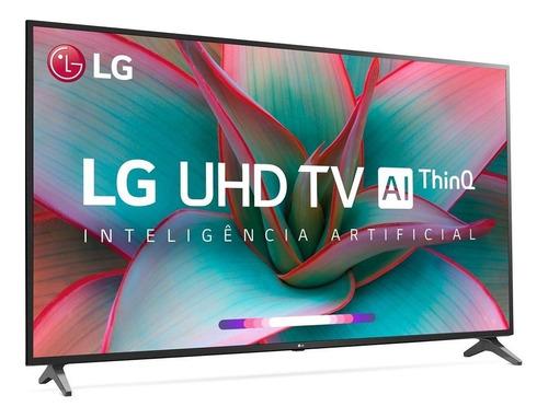 Smart Tv 4k 55  LG Led Ultra Hd 55un7310psc Thinq Ai