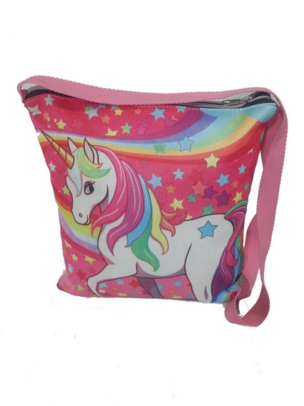 Morral Para Nenas Lol, Unicornios X Mayor 10 Unidades