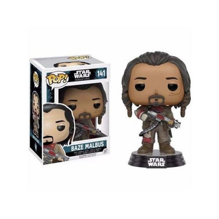 Funko Pop Baze Malbus 141 Star Wars Baloo Toys