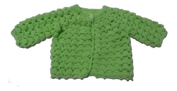 Chambrita Para Bebe Sweaters Crochet