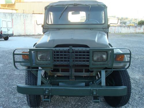 Imagem 1 de 14 de Jipe,engesa,toyota Bandeirantes Cabine Dupla 4 Portas Xingu