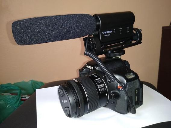 Câmera Canon Rabel T3i