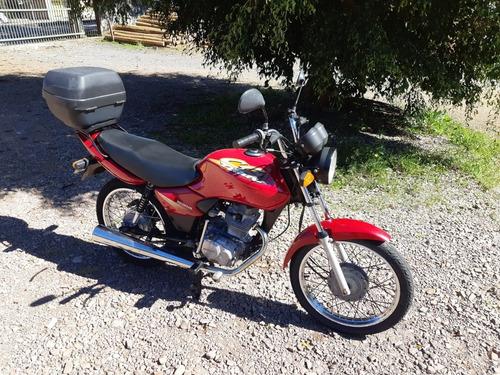 Imagem 1 de 5 de Honda Cg 125 Titan Ks