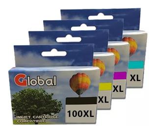 Cartucho Alternativo Para Lexmark 100xl 105xl Pro 205 208