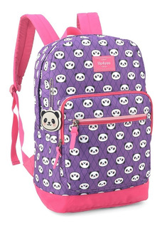 Mochila Panda Up4you Lilas-45579
