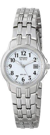 Citizen Mujeres Ew154054a Ecodrive Silhouette Deporte Reloj