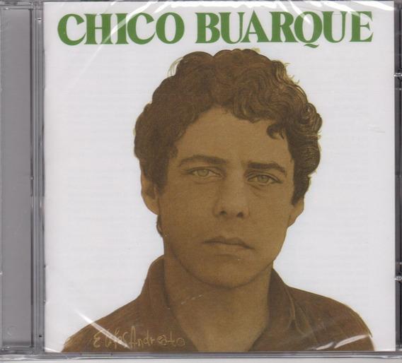 Cd - Chico Buarque - Vida - Lacrado - Cd Do Box