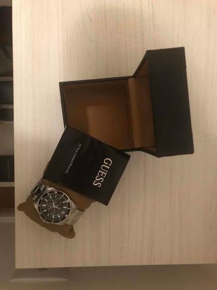 Relógio Pulseira Metálica Guess