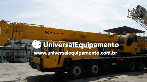 Guindaste Marca Xcmg Qy 70 Ano 2009