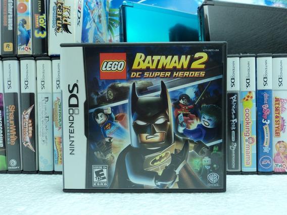 Lego Batman 2 - Nintendo Ds - Promoção Em Até 12 X S/juros!!