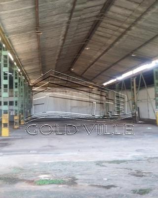 Galpão Industrial À Venda, Jardim Leda (fazendinha), Santana De Parnaíba - Ga0286. - Ga0286