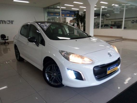 308 1.6 Feline Thp 16v Gasolina 4p Automatico 2013/2013