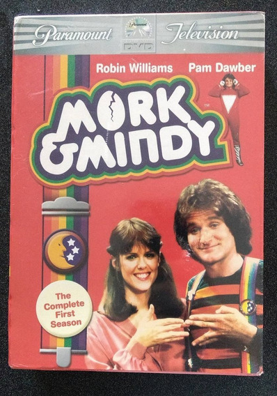 Dvd Mork And Mindy The Complete First Season