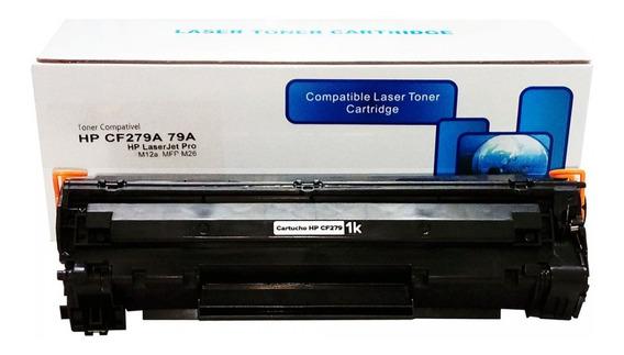 Toner Compatível Hp Cf279a M12a M26a M12w M26nw Evolut