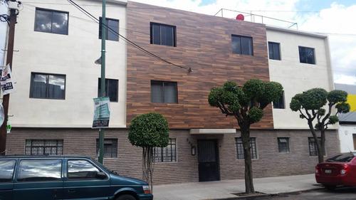 Imagen 1 de 12 de Depa Remodelado En Colonia Del Valle, 50578
