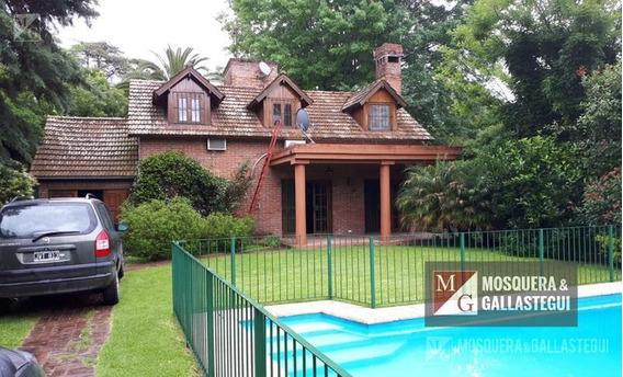 Casa - Alquiler Con Muebles - Barrio El Barranco - Pilar