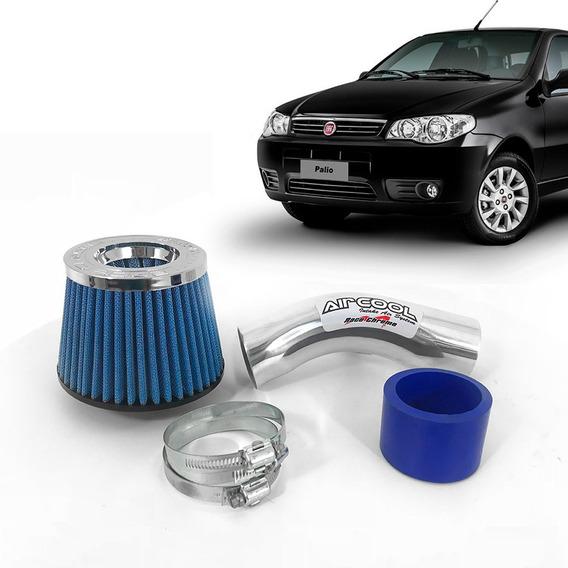 Filtro Esportivo Intake Duplofluxo Az Fiat Palio 1.8 8v 06+