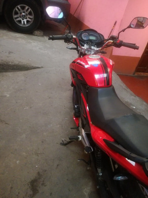 Moto Italika Dt200