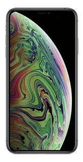 iPhone XS Max Dual SIM 64 GB Cinza-espacial 4 GB RAM