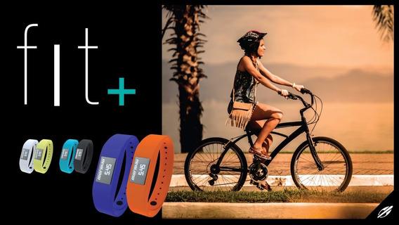 Relógio Mormaii Unissex Fit+ Wristband