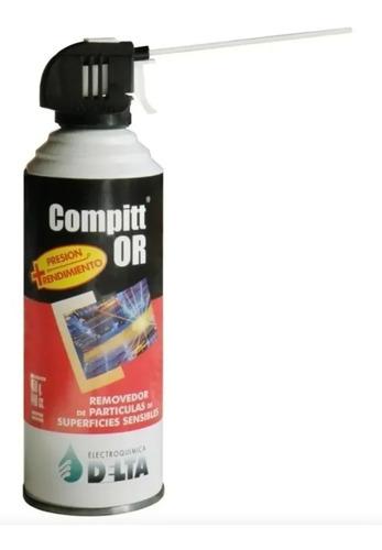 Imagen 1 de 4 de Compitt Or Removedor De Particulas 450gr Gatillo X12