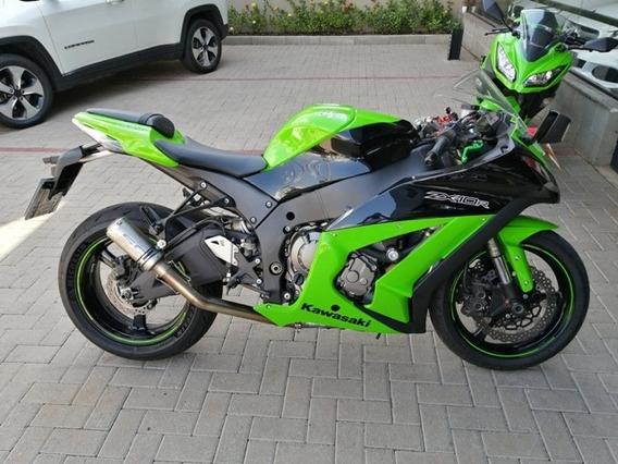 Kawasaki - Zx-10r - 2012