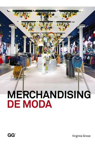 Libro Merchandising De Moda.